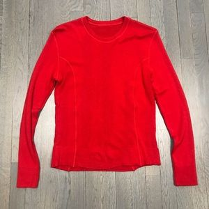 Sweaters - Red Valentine's Holiday Crewneck Pullover Sweater